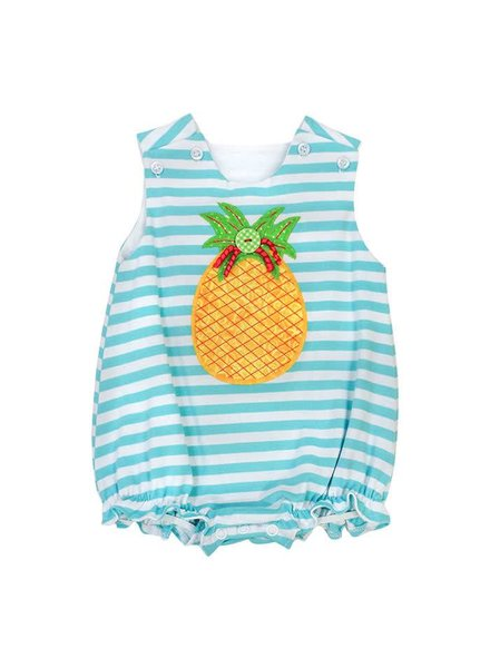The Bailey Boys, inc Pineapple Knit Bubble