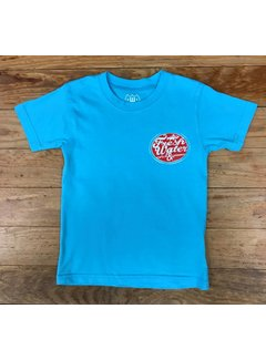 WES & WILLY Fresh Fish Short Sleeve Tee