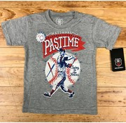 WES & WILLY National Pastime Short Sleeve Tee