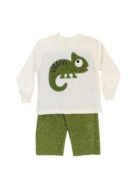 Bailey Boys Lizard Pant Set