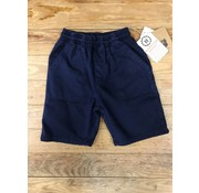 WES & WILLY Midnight Navy Pigment Dyed Organic Cotton Short