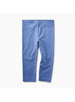 Tea Collection Blue Yarrow Solid Capri Leggings