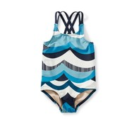 Tea Collection Make Waves One-Piece Swimsuit