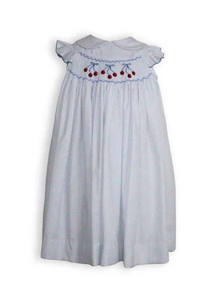 ZUCCINI CORP Smocked Cherries Dress