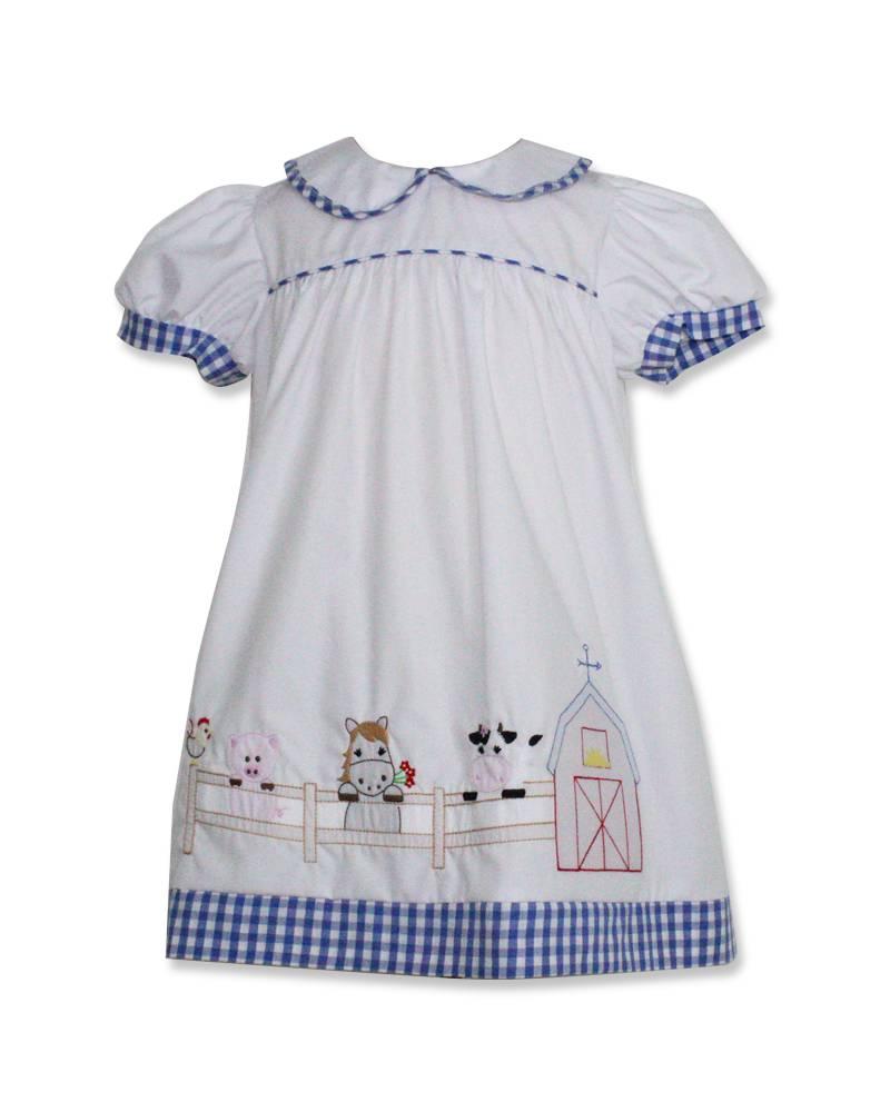 ZUCCINI CORP Farm Girl Dress