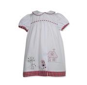 ZUCCINI CORP Little Red Riding Hood Dress