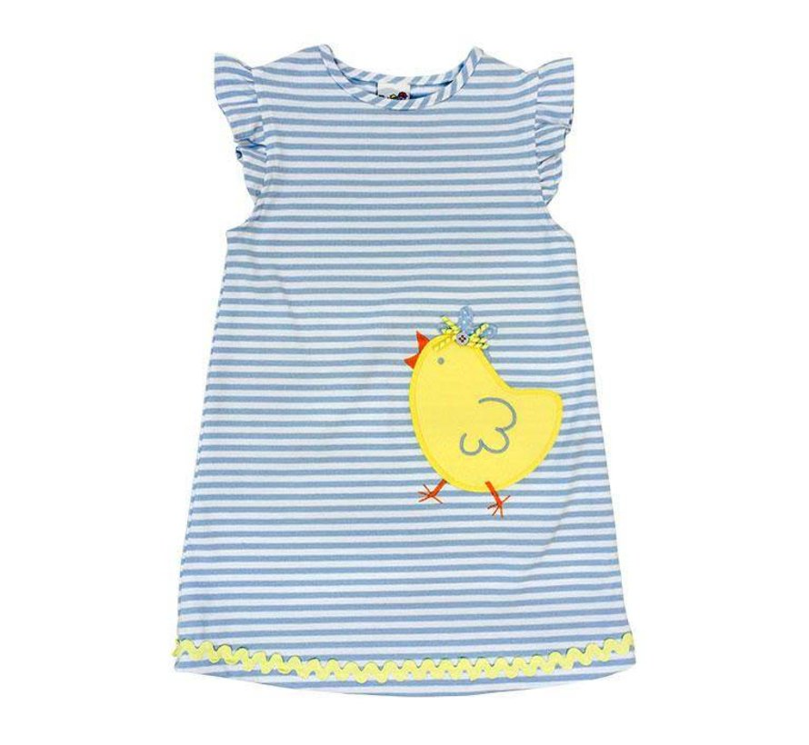 The Spring Chick Knit Dress