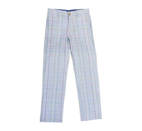 J BAILEY Champ Pant in River Plaid