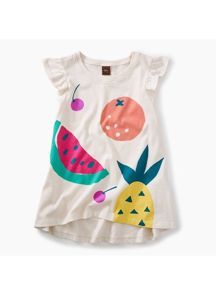 Tea Collection Fruit Twirl Top