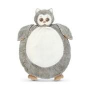 BEARINGTON BABY Lil' Owlie Belly Blanket