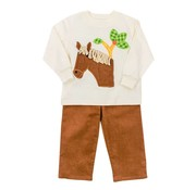 Bailey Boys Horse Pants Set