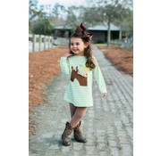 Bailey Boys Horse Tunic and Leggings Set