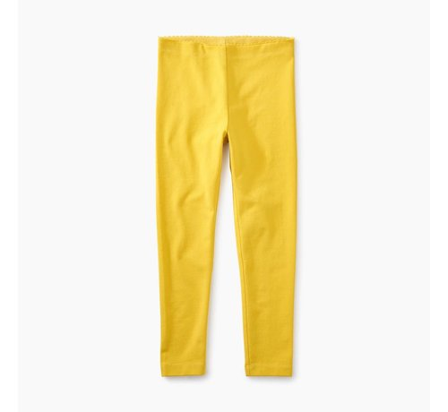 Tea Collection Solid Legging (Sulfur)