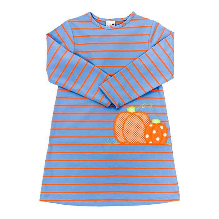 The Bailey Boys, inc Pumpkin Knit Dress
