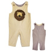 ZUCCINI CORP Lion Applique Reversible Jon Jon