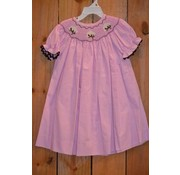 BANANA SPLIT KIDS High Cotton Smocked Bishop Dress