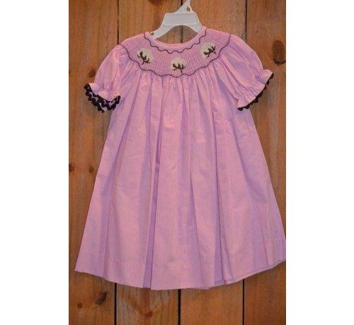 BANANA SPLIT KIDS High Cotton Smocked Bishop Dress