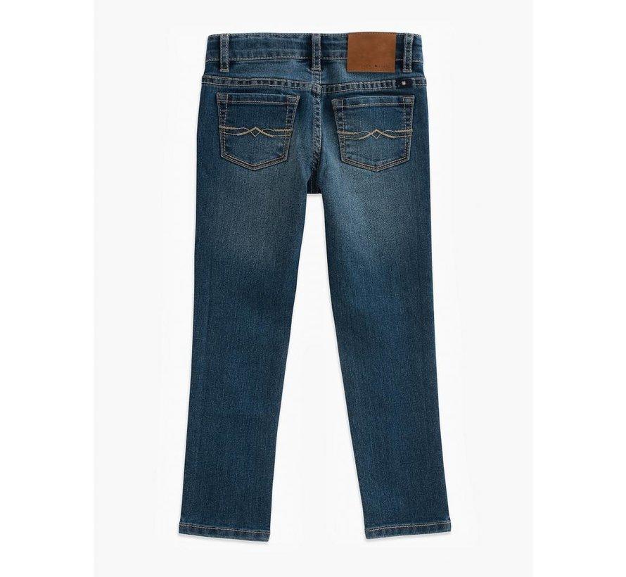 Zoe 5 pocket Skinny Jean (Ada Wash)