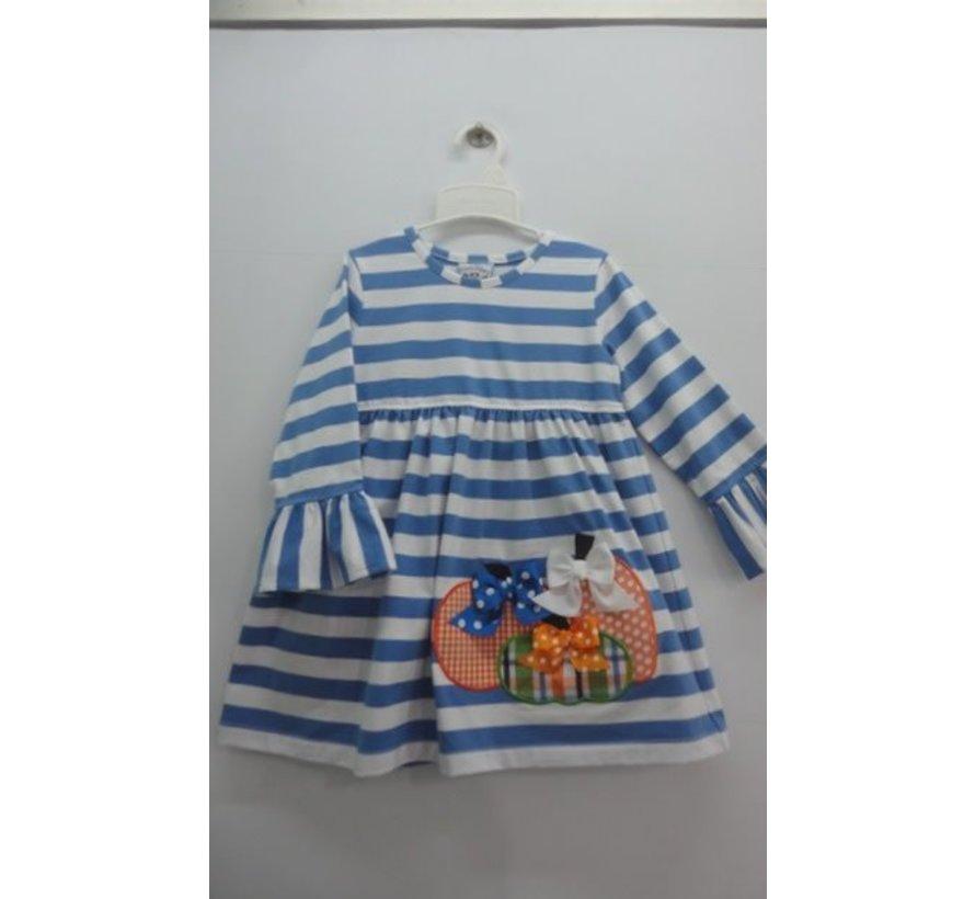 Happy Fall Applique Dress