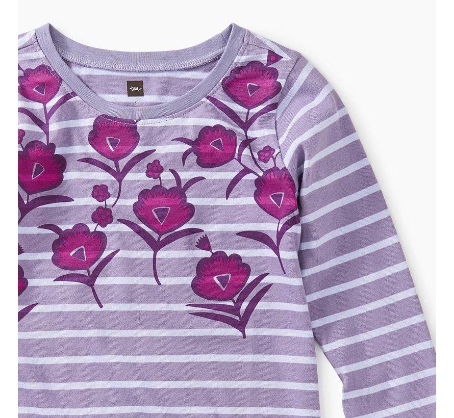 Flower Garden Graphic Dress