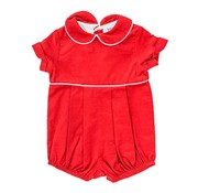 Bailey Boys Red Corduroy Dressy Bubble