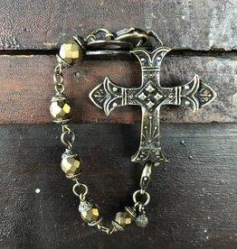 Trousseau Bracelet Bronze