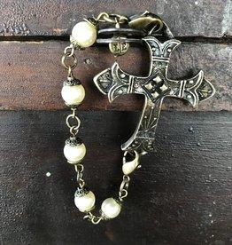 Trousseau Bracelet Ivory Pearl