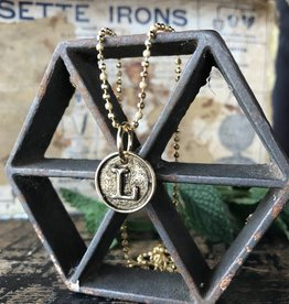 Monogram Pendants L