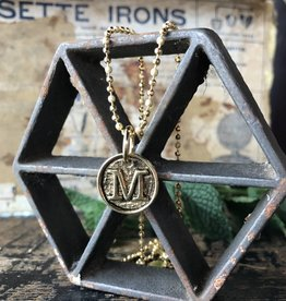 Monogram Pendants M