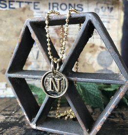 Monogram Pendants N