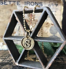 Monogram Pendants S