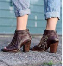 Bed Stu Olivia Peep Toe Ankle Boot