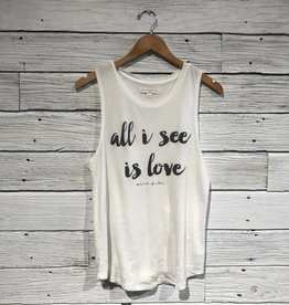 Spiritual Gangster All I See Is Love Tank