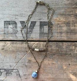 Meridian Drop Necklace