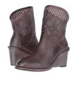 Bed Stu Dutchess Rustic Wedge Ankle Boot