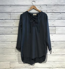 Bella Dahl Obsidian Dress