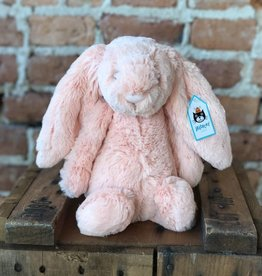 Bashful Peach Bunny Medium by Jellycat
