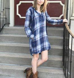 Bella Dahl Hoodie Dress