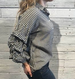 Lucky Charlie Off we go Blouse