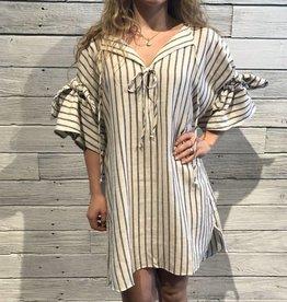 Lucky Charlie Sails Away Tunic Dress