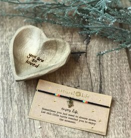 Wood Heart by Natural Life