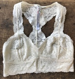 Free People Galloon Lace Racerback Bralette more colors