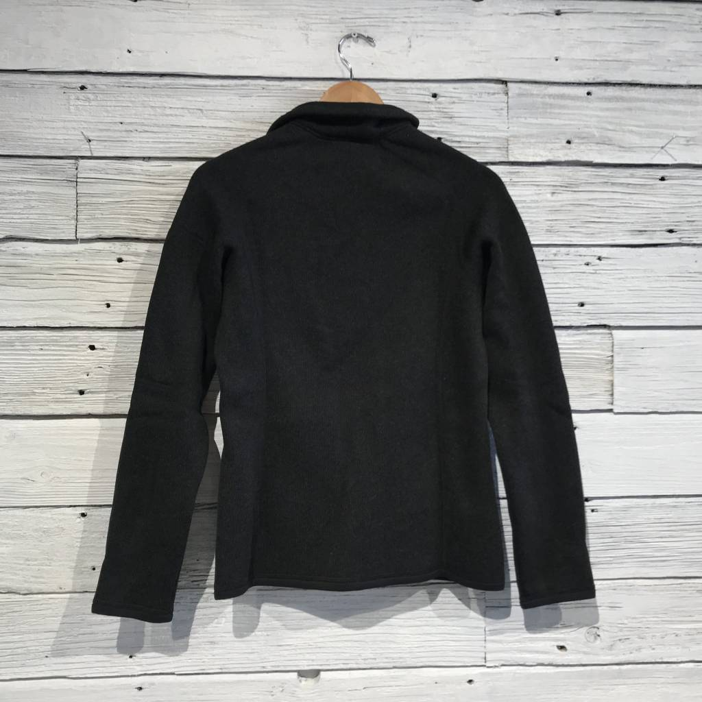 Patagonia Better Sweater Jacket black