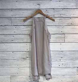 Bella Dahl Fray Hem Halter Dress