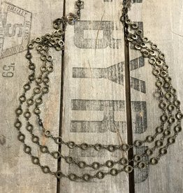 Summer Showers Layered Chain Necklace