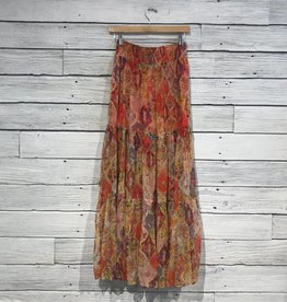Free People Great Escape Maxi Skirt