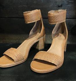 Frye Bianca Woven Block Heel