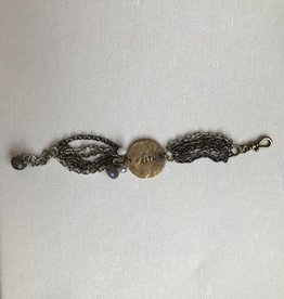 Trilogy Faith Chain Bracelet