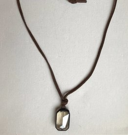 Simple Iron Works Crystal Necklace