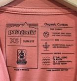 Patagonia Roy Scope Graphic Tee quartz coral